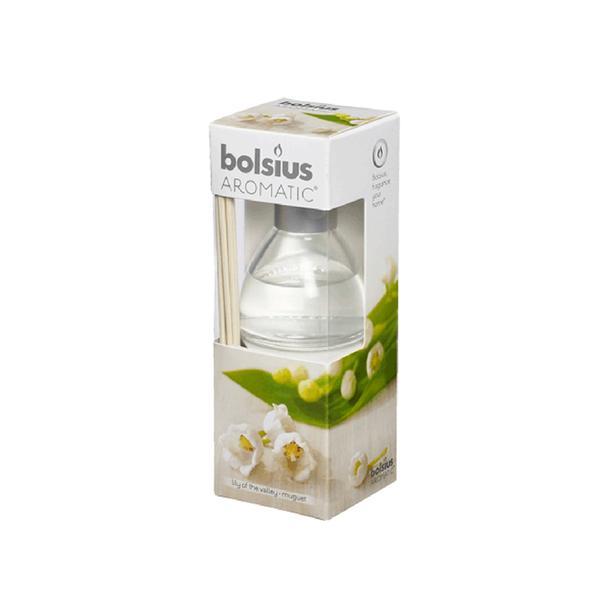 Osvěžovač vzduchu - Bolsius, konvalinka, objem 45ml