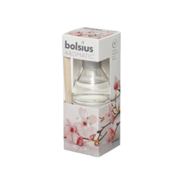 Osvěžovač vzduchu - Bolsius, magnolia, objem 45 ml