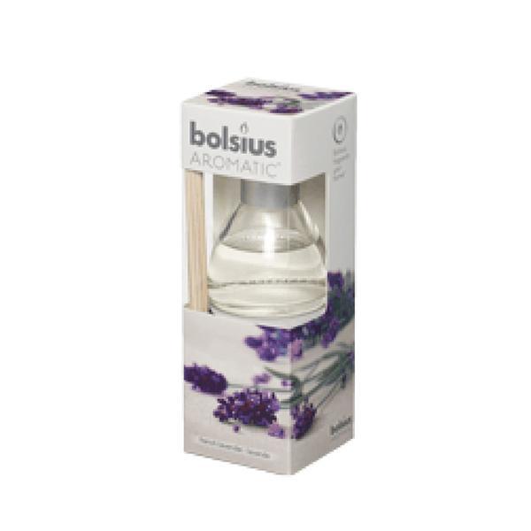 Osvěžovač vzduchu - Bolsius, levandule,  objem 45 ml