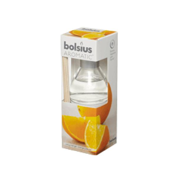 Osvěžovač vzduchu - Bolsius, pomeranč, objem 45 ml
