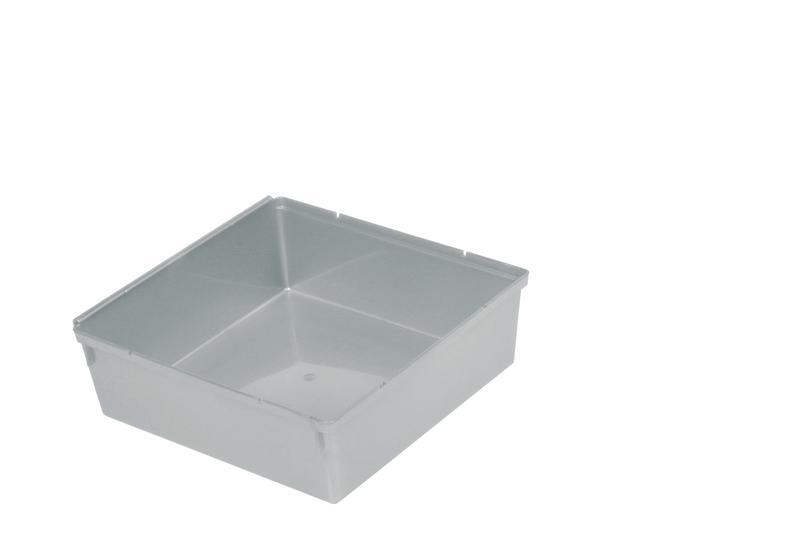 Organizér do zásuvky, 15 x 15 cm, plast