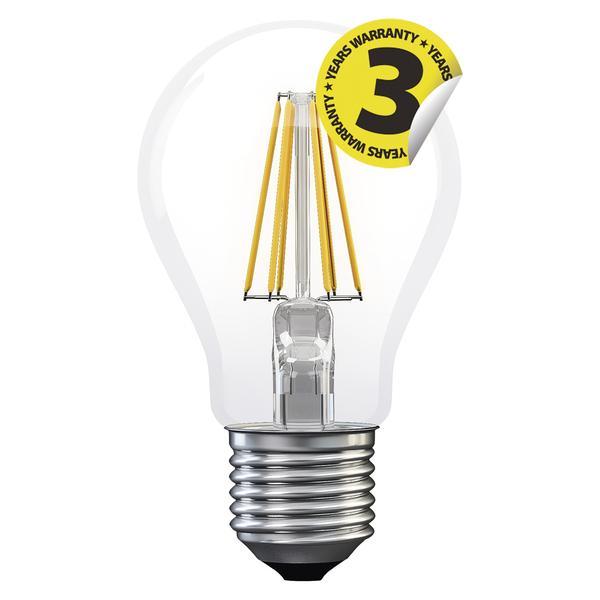 ŽÁROVKA LED FLM A60 A++ 6W E27 WW