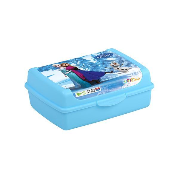"""Box svačinový """"Ledové království"""", midi, objem 1 l"""