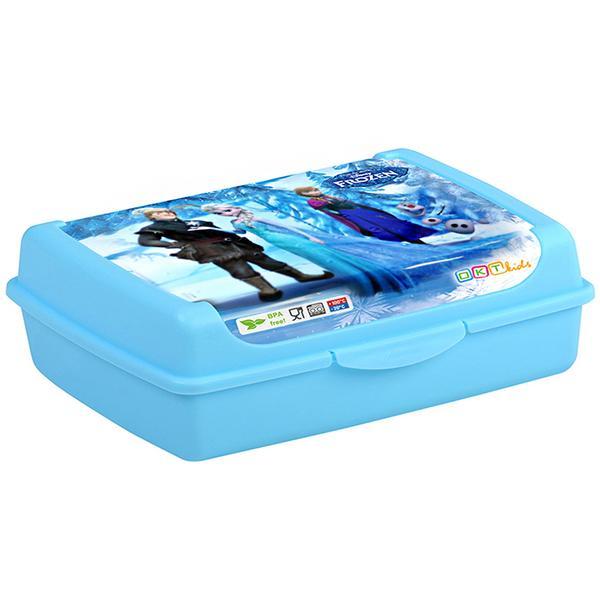 """Box svačinový maxi """"Ledové království"""", objem 3,7 l"""