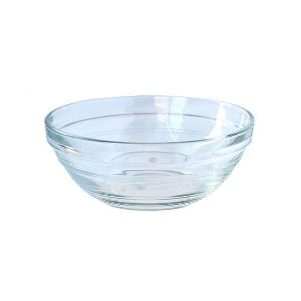 Miska servírovací pr. 14 cm, sklo