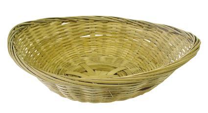Košík proutěný na pečivo