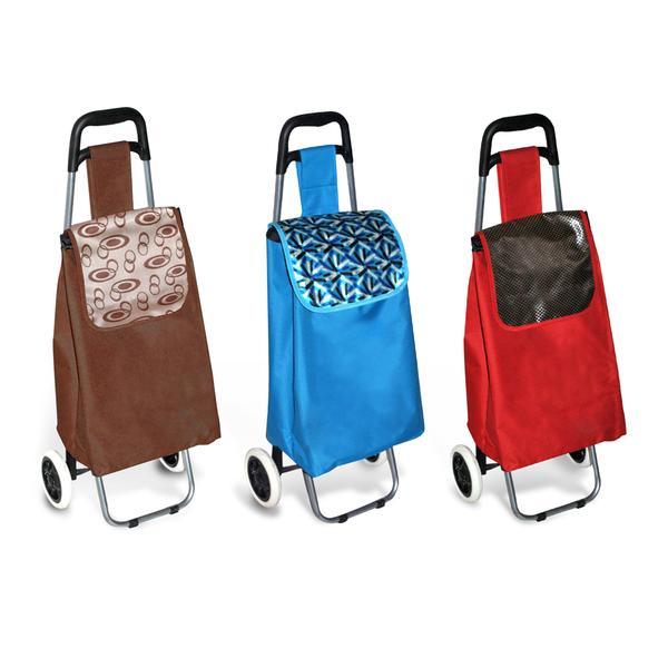 Nákupní taška na kolečkách - 95 x 34,5 cm