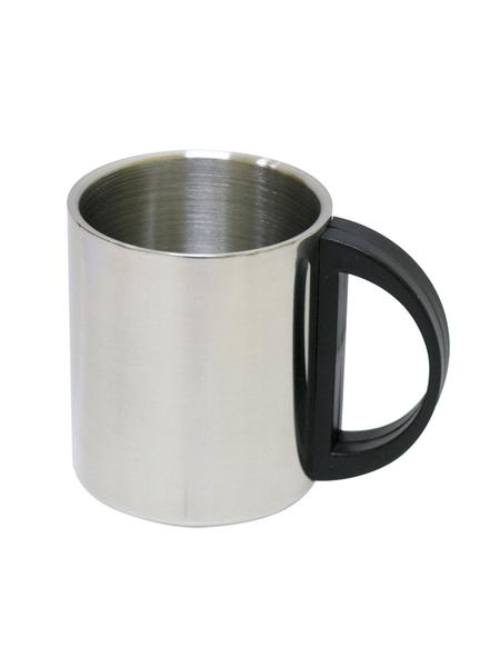 Nerezový termohrnek s dvojitou stěnou 220 ml