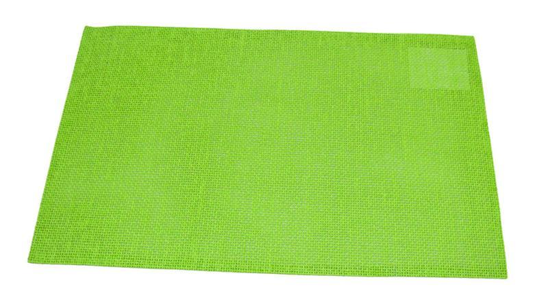 Prostírání celulóza zelené, 29 x 44 cm