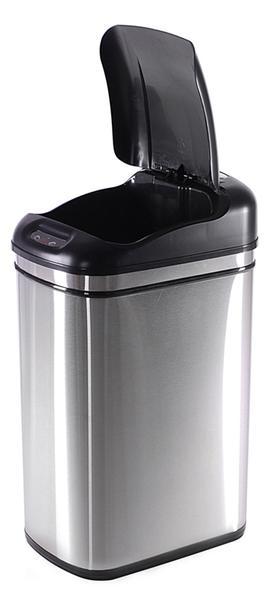 Koš odpadkový se senzorem, objem 32 l, 36 x 26 x 53,5 cm  - doprava zdarma