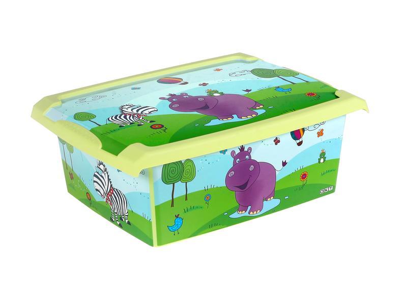 Úložný box HIPPO - objem 10 l