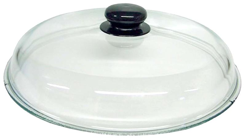 Poklice 24cm komplet - sklo silnostěnná