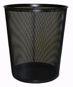 Koš na odpadky, drátěný, objem 5 l