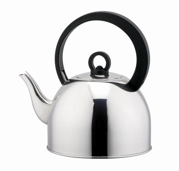 Nerezová konvice na čaj 1,6 l - jednoduché dno