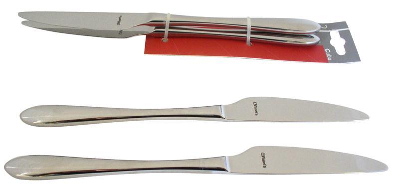 Nůž jídelní CUBA, 2 ks