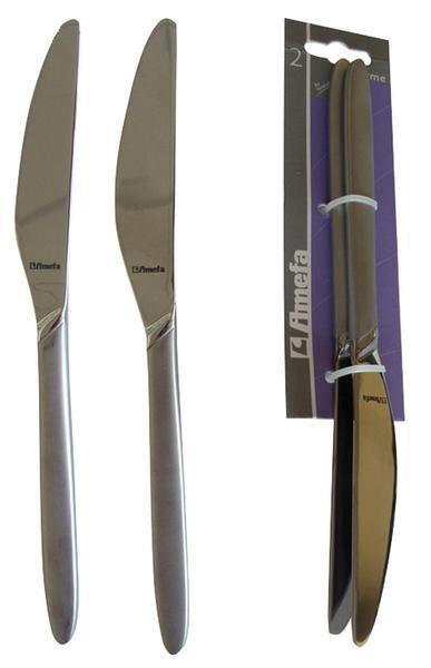 Nůž jídelní CARME, 2 ks