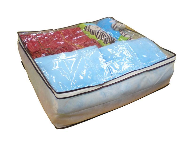 Úložný vak na peřiny 65 x 55 x 20 cm