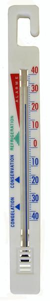 Teploměr do chladničky, od - 40 °C do + 40 °C