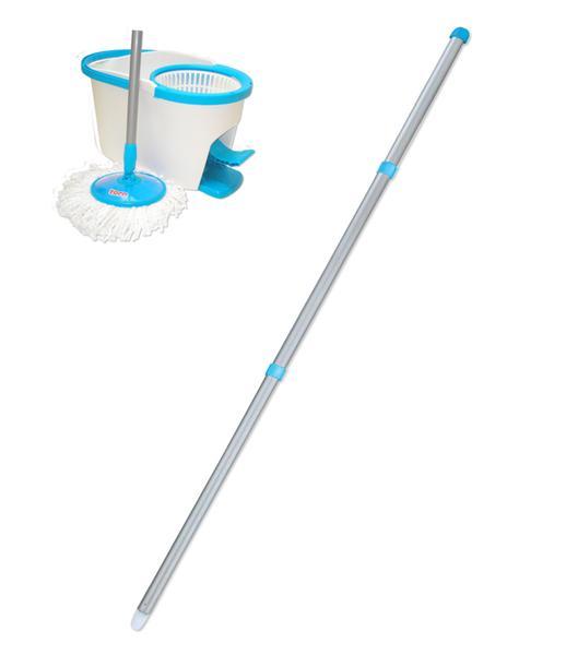 náhradní tyč k mopu Tornádo set 3 ks, 45,5 x 2,3 cm