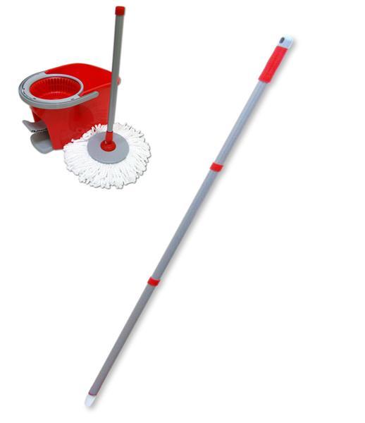 náhradní tyč k mopu Rotar, set 3 ks, 45,5 x 2,3 cm