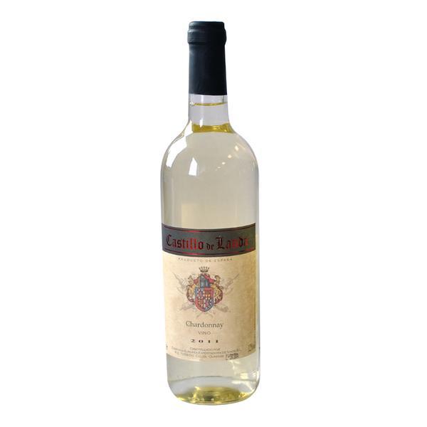 Bílé víno Chardonnay - Castillo de Landa, 0,75L