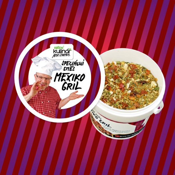 Koření Mexiko gril, 70 g