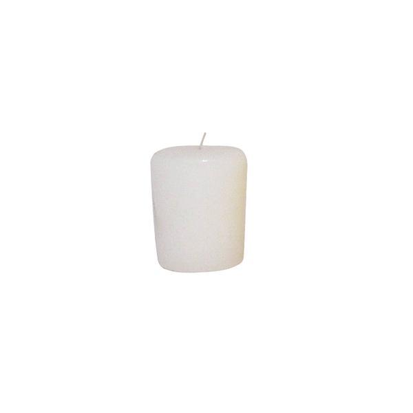 Svíčka s vůní magnolie,  4 x 4, 9 cm