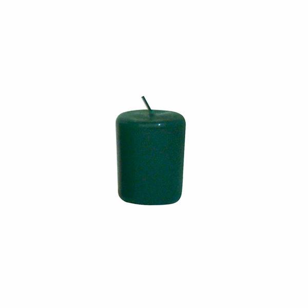 Svíčka s vůní lesa,  4 x 4, 9 cm