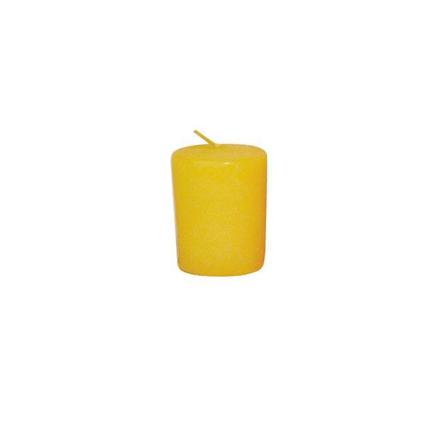 Svíčka s vůní grapefruitu,  4 x 4, 9 cm