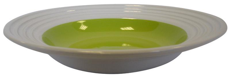 Talř polévkový,  22, 8 x 4, 6 cm