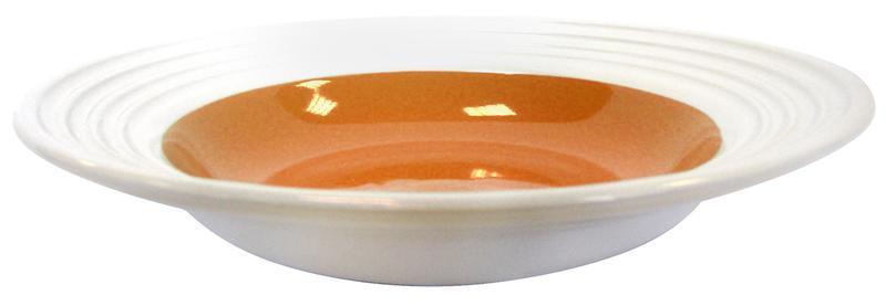 Talíř polévkový,  22, 8 x 4, 6 cm