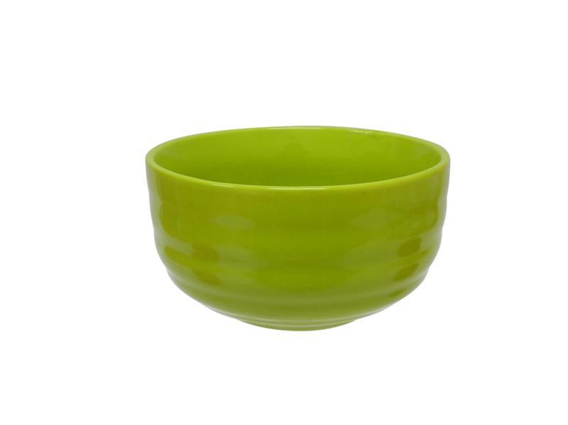 Miska objem 600 ml, keramika, zelená