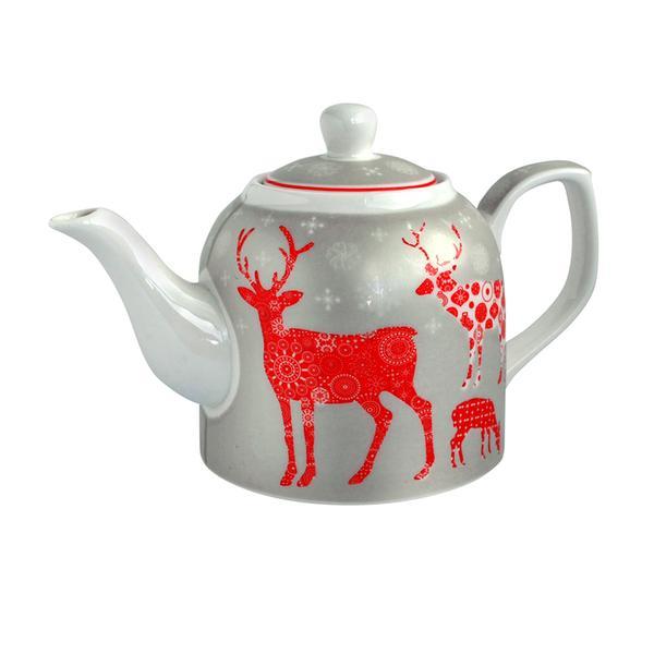 Konvička porcelán, vánoční dekor