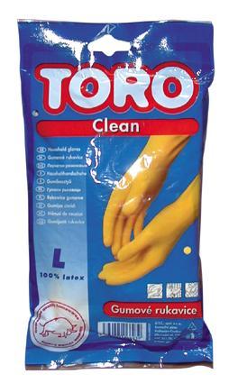 Gumové rukavice,  velikost L