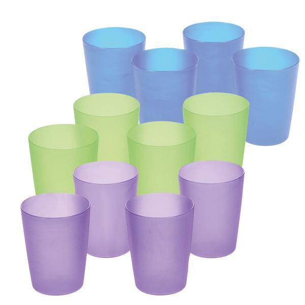 Kalíšek plastový 250 ml