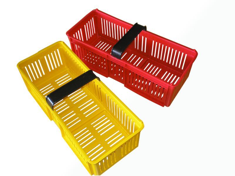 Košík na drobné ovoce, plast