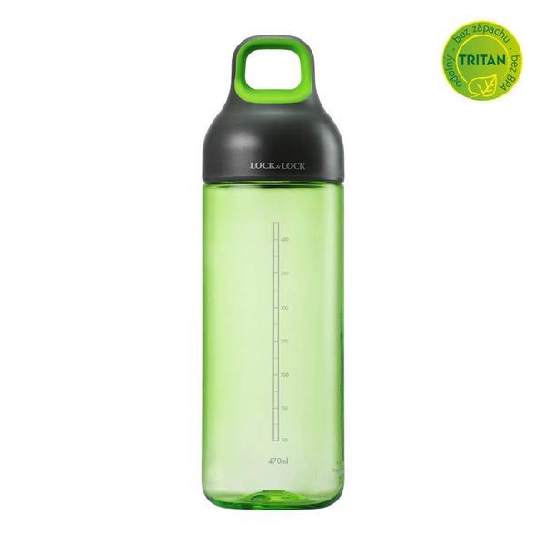 Sportovní láhev lock, 470 ml, zelená
