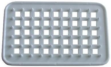 Podložka pod mýdlo, plast