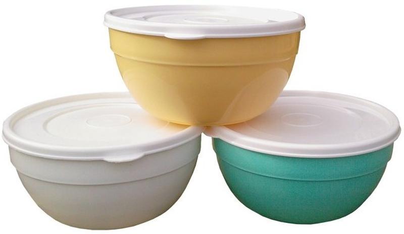 Miska polévková s víčkem, objem 0,5 l