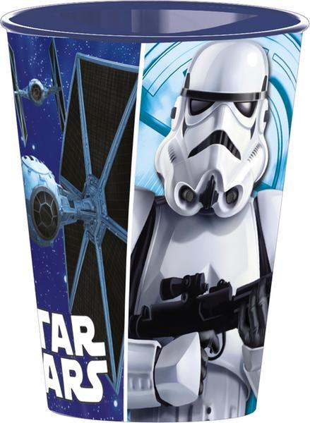 """Kelímek plastový """"Star Wars"""", 260 ml"""