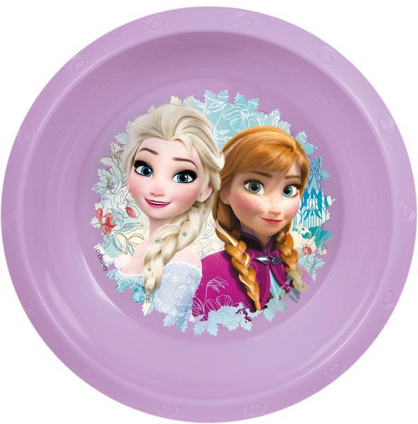 """Miska plastová """"Ledové království"""", pr. 16,5 cm"""