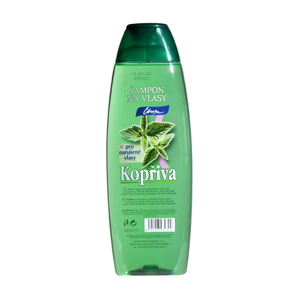 Šampon Chopa 500 ml , Kopřiva