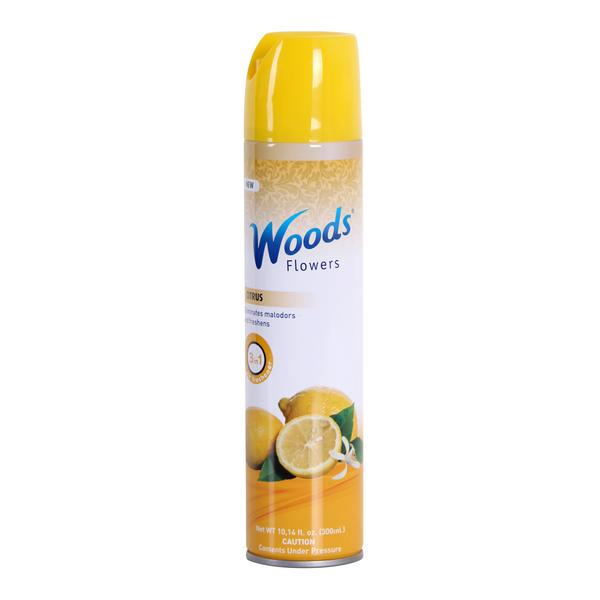 Osvěžovač Wood 300 ml, Citron