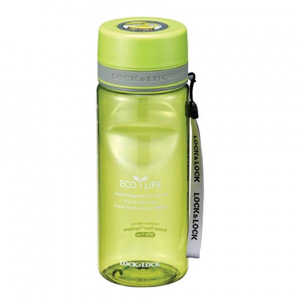 Sportovní láhev lock 600 ml - zelená