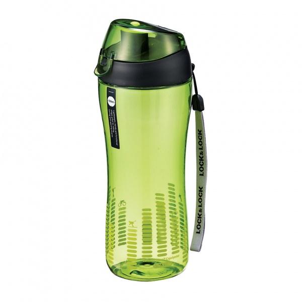 Sportovní láhev na pití lock 550 ml - zelená