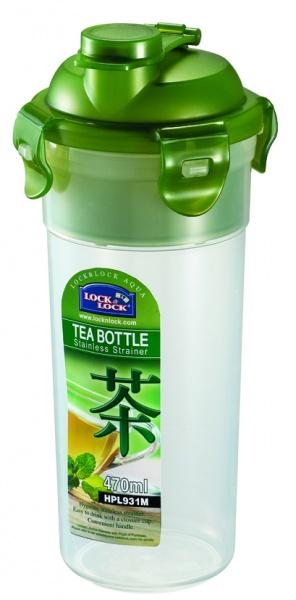 Láhev na čaj, nerez sítko, 470 ml